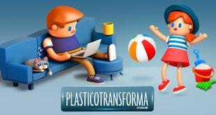 Matéria PlasticoVirtual Institucional Imagens criacao Materia