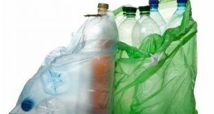 Supermercado ecológico que troca plásticos por alimentos