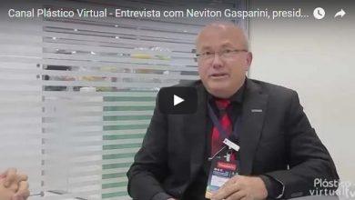 Foto de Canal Plástico Virtual – Entrevista com Neviton Gasparini, presidente do SINDIPLASTES – Parte 01