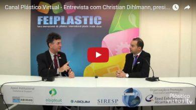 Foto de Canal Plástico Virtual – Entrevista com Christian Dihlmann, presidente da ABINFER – Parte 02