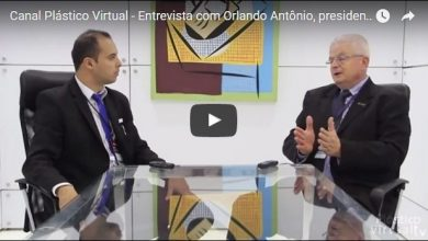 Foto de Canal Plástico Virtual – Entrevista com Orlando Antônio, presidente da PLASTECH Brasil – Final