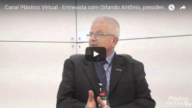 Foto de Canal Plástico Virtual – Entrevista com Orlando Antônio, presidente da PLASTECH Brasil – Parte 01
