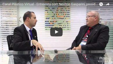 Foto de Canal Plástico Virtual – Entrevista com Neviton Gasparini, presidente do SINDIPLASTES – Final