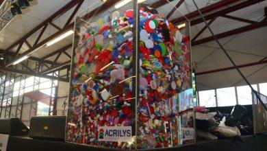 Foto de Simplás arrecada mais de uma tonelada de material reciclável em escolas
