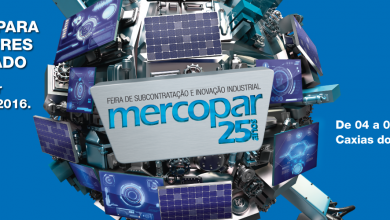 Foto de Mercopar acontecerá de 04 a 07 de outubro de 2016