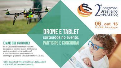 Foto de 2º Congresso do Plástico sorteia drone e tablet no dia 6