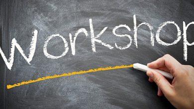 Foto de Workshop gratuito acontece dia 21: inscrições até hoje