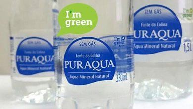 Foto de Empresa brasileira é primeira a usar plástico verde em garrafas de água