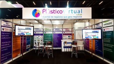 Foto de Obrigado por conhecer o stand da Plástico Virtual na Feira Plástico Brasil 2017