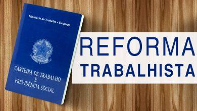 Foto de Entenda a Reforma trabalhista aprovada no senado