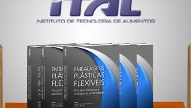 """Foto de ITAL lança livro """"Embalagens plásticas flexíveis: principais polímeros e a avaliação de propriedades"""""""