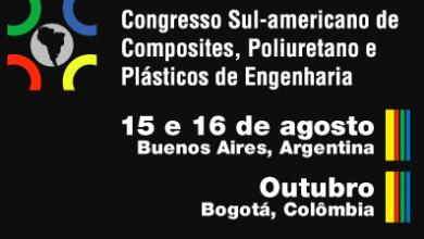 Foto de Congresso Sul-americano de Composites, Poliuretano e Plásticos de Engenharia