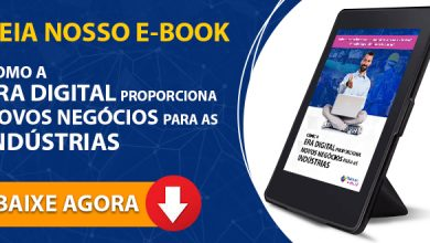 Foto de Confira o e-book 'Como a era digital proporciona novos negócios para as indústrias'