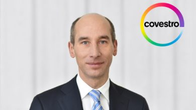 Foto de Novo Chief Financial Officer da Covestro é o Dr. Thomas Toepfer