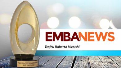 Foto de Embanews promove o concurso 'Troféu Roberto Hiraishi'