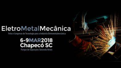 Foto de EletroMetalMecânica 2018 tem expectativa de atrair 120 expositores