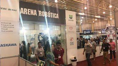 Foto de Feira terá arena robótica com curadoria do I.A.R.