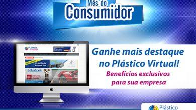 Foto de No mês do consumidor ganhe mais destaque no Plástico Virtual