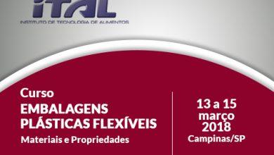 Foto de ITAL oferece curso de embalagens plásticas flexíveis