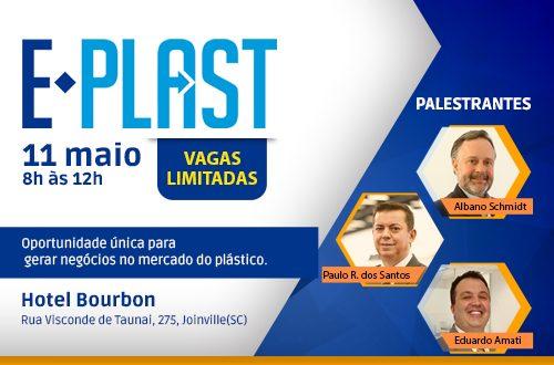 Conheça os palestrantes do E-plast