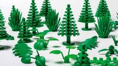 Foto de Lego inicia produção de peças de plástico sustentável