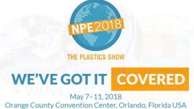 Foto de NPE 2018 é uma das maiores feiras do setor do plástico