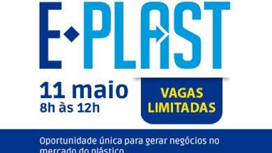Foto de E-plast ocorre nesta sexta-feira (11/05)
