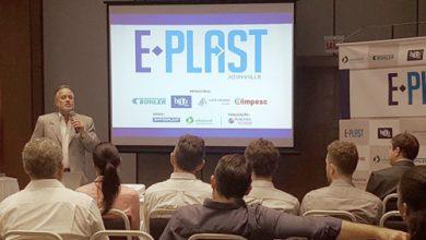 Foto de Primeira edição do E-plast ocorreu no dia 11 de maio em Joinville (SC)