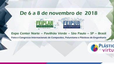 Foto de Feiplar Composites & Feipur ocorre de 6 a 8 de novembro