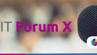 Foto de IT Fórum X ocorre nos dias 17 e 18 de outubro