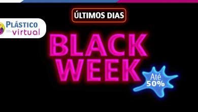 Foto de Black Week do portal Plástico Virtual vai até amanhã (09/11)