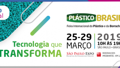 Foto de Plástico Brasil 2019 abre credenciamento para visitantes profissionais