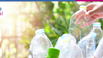 Foto de Iniciativas dão sobrevida ao plástico descartado incorretamente