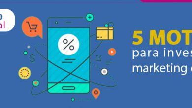 Foto de 6 motivos para você investir no marketing digital