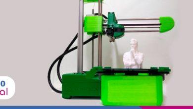 Foto de Impressora 3D traz vantagens para a indústria do plástico