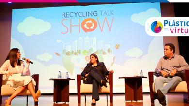 Foto de Recycling Talk Show traz solução para plástico