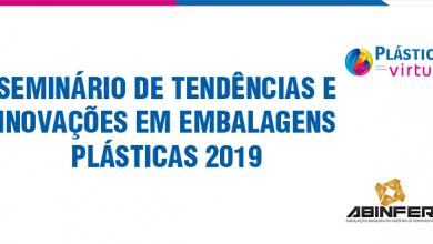 Foto de Seminário de Tendências e Inovações em Embalagens Plásticas 2019