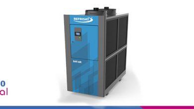 Foto de Como funciona unidade de água gelada?