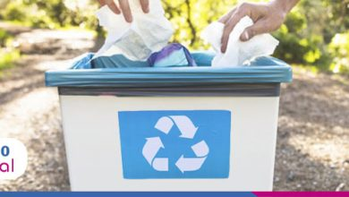Foto de Nova política de resíduos de empresa pretende retirar plásticos do meio ambiente
