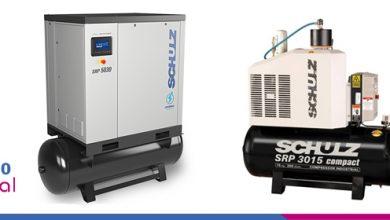 Foto de Empresa reduz consumo energético com nova linha de compressores