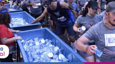 Foto de Movimento Plástico Transforma e Yescom se juntam para reciclagem durante evento