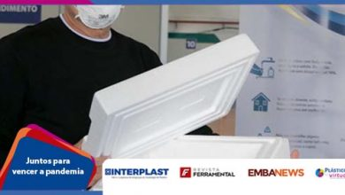 Foto de [COVID-19]: Companhia colabora com embalagens térmicas para doação