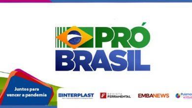 Foto de [COVID-19]: Programa Pró-Brasil ressalta a recuperação da economia