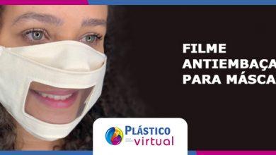 Foto de Empresas se unem e desenvolvem filme antiembaçante para máscaras