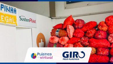 Foto de Mais de 450 toneladas de tampas de plástico são coletadas por programa