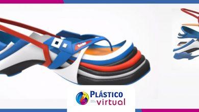 Foto de Companhia apresenta novo projeto de chinelo em poliuretano e TPU 3D printing