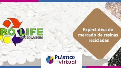Foto de Expectativa próspera para 2021 no mercado de resinas recicladas