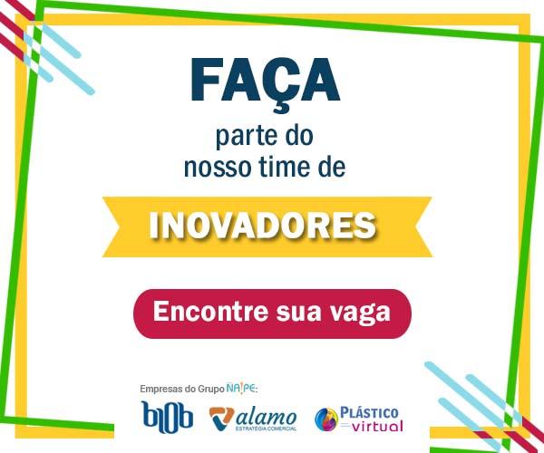 Banner Vaga Time de Inovadores 2021