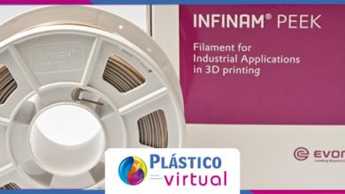 Foto de Companhia lança novo filamento de PEEK para aplicações 3D industriais