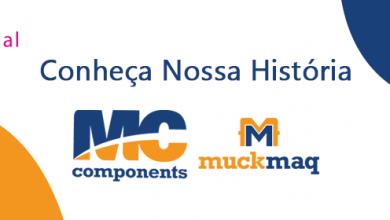 Foto de Nossa História – Mc Components